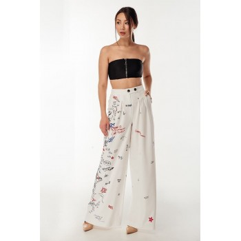 Trousers Cruise White
